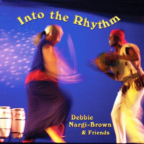 Into the Rhythm CD